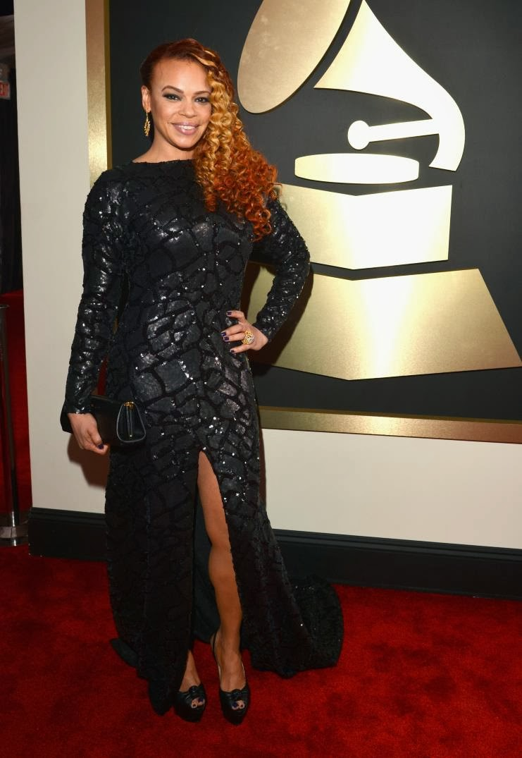 2014 GRAMMY AWARDS RED CARPET ...