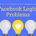 Can't Login Facebook