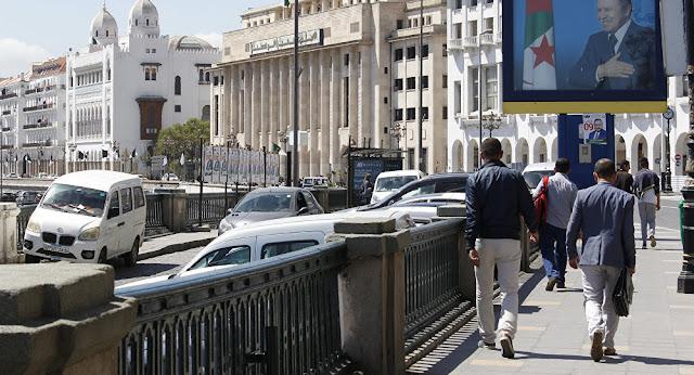 انخفاض العجر التجاري في الجزائر  بنسبة 60.81٪