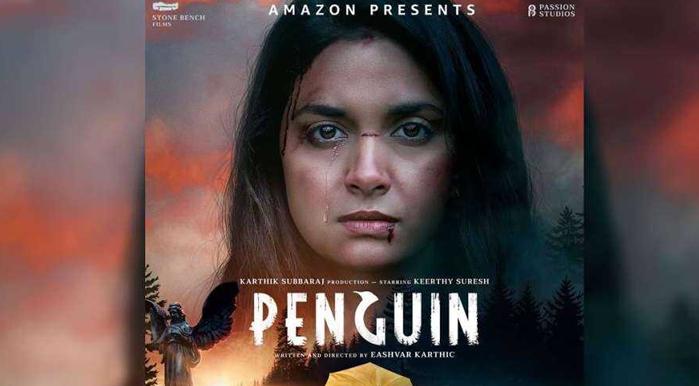 Keerthy Suresh in Penguin