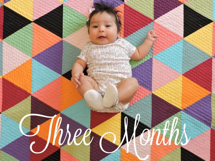 Three Month Update | Little Love