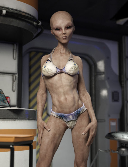 HyGrey for Genesis 3 Female