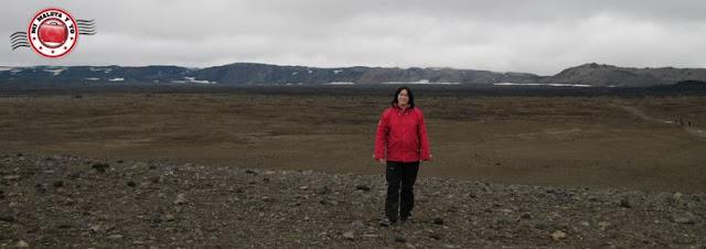 Caldera del Askja, Islandia