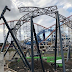 Blackpool Pleasure Beach Construction, ICON Goes Vertical