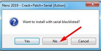 nero 2019 - crack+patch+serial astron