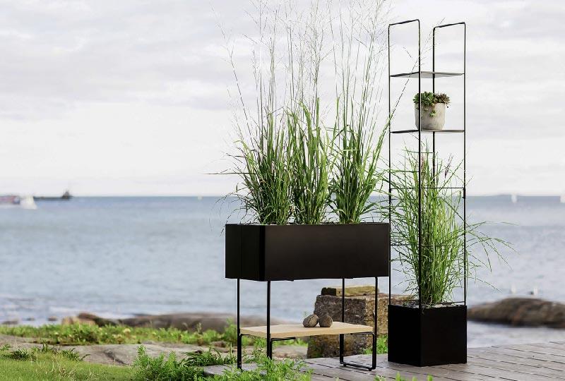 supporti per piante outdoor