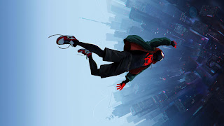 Spider-Man Into The Spider Verse PS3 Wallpaper