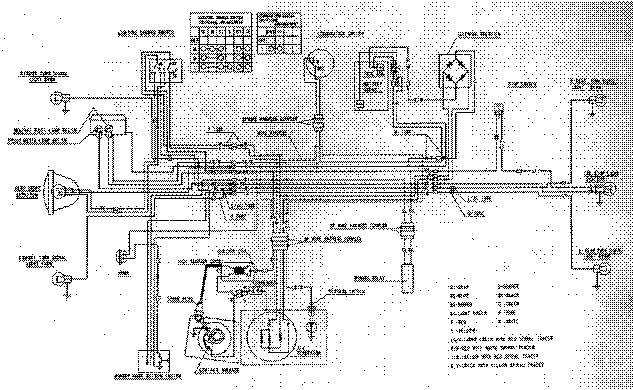 Honda S90 Haynes electrical installation wiring diagram at