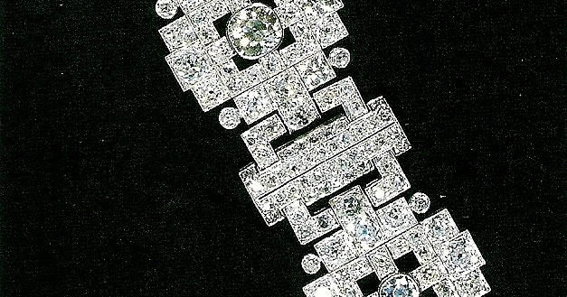 From Her Majestys Jewel Vault The Wedding Gift Bracelet