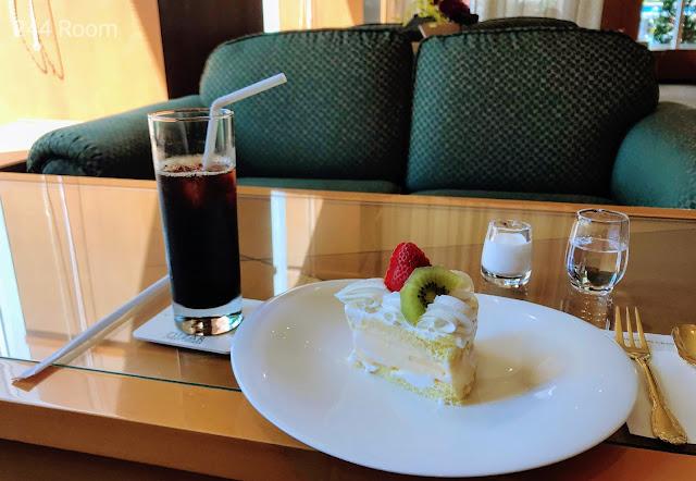 札幌グランドホテルラウンジ Sapporo grand hotel lounge4