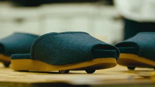 Nissan unveils the world's first self-driving slippers
