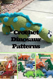 Crochet Dinosaur Patterns