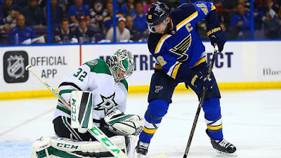 NHL : Blues-Stars in Game 7 Showdown