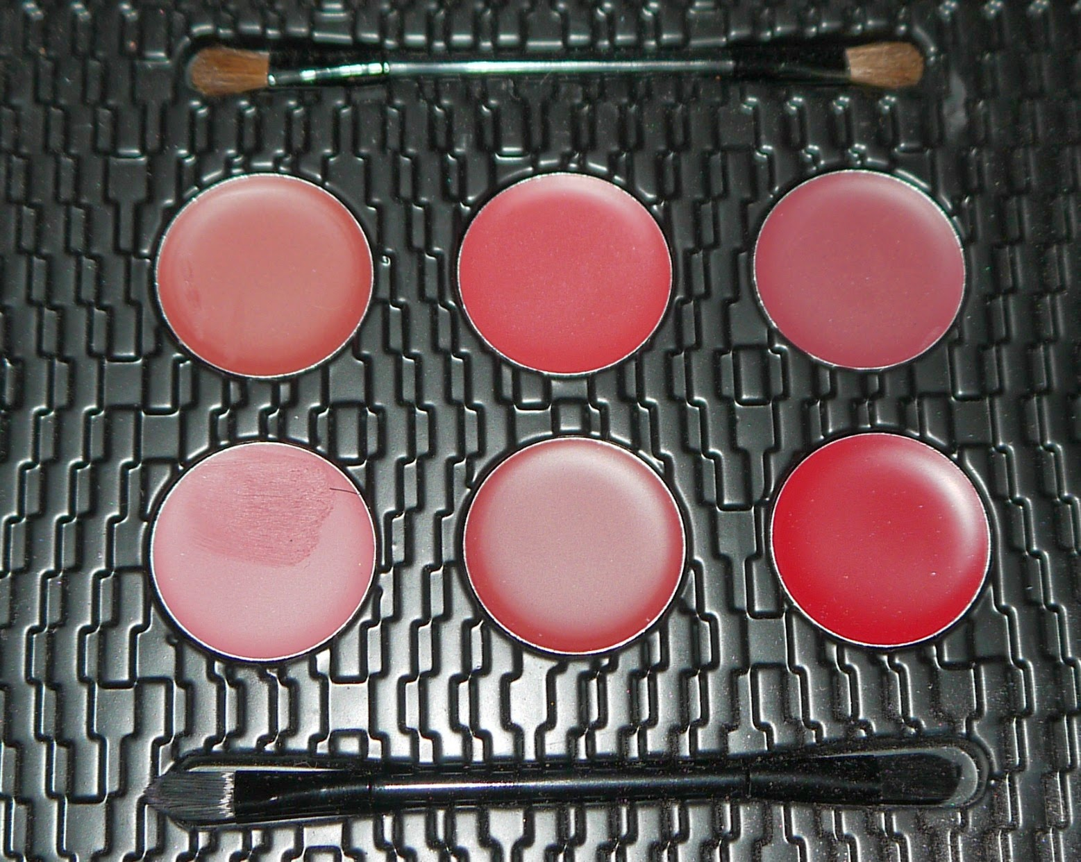 Soap & Glory Girl-O-Whirl lip colours
