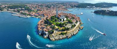 Viajes y turismo, Rovinj, Croacia