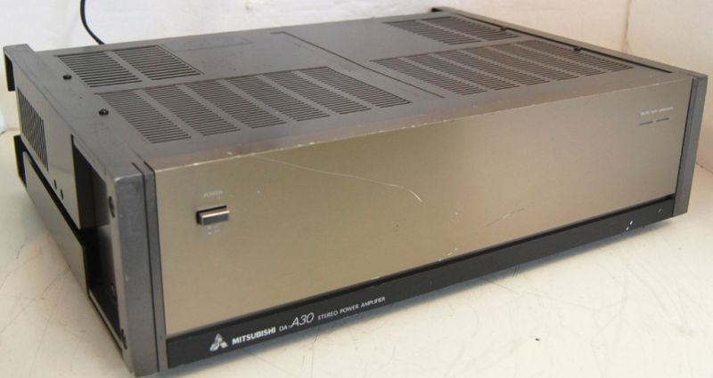 Rewind Audio For Sale Mitsubishi Da A30 2 Ch Ac Dc Power