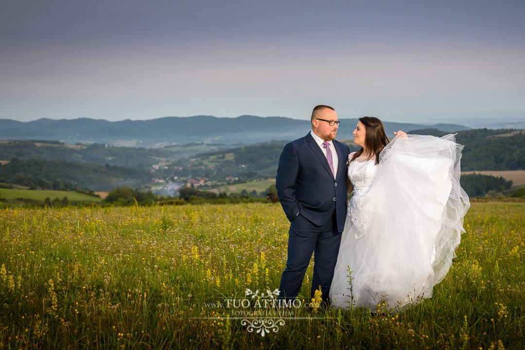 Fotografia ślubna Mielec Podkarpackie