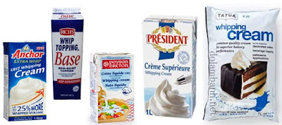 hình ảnh whipping cream