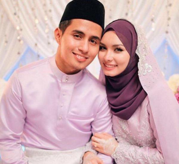 Maisarah telah mendirikan rumah tangga dengan Mohd Zharif, 25, pada Mac lalu.