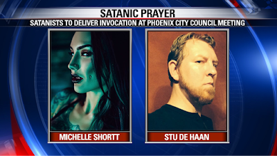Satanic Temple to deliver invocation at council meeting