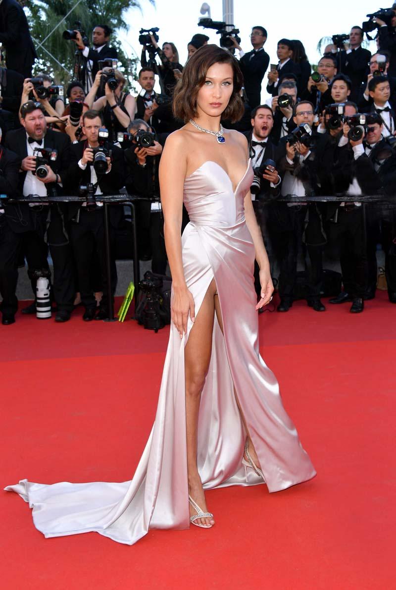 Bella Hadid Shuts off Body Shamers Ahead of The Victoria's Secret Show