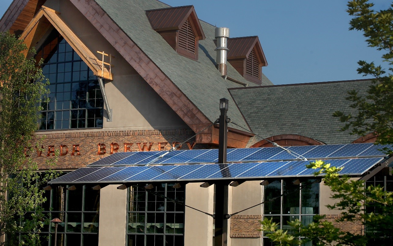 Nc Greenpower Breweries 2 0 Organic And Leed Certified