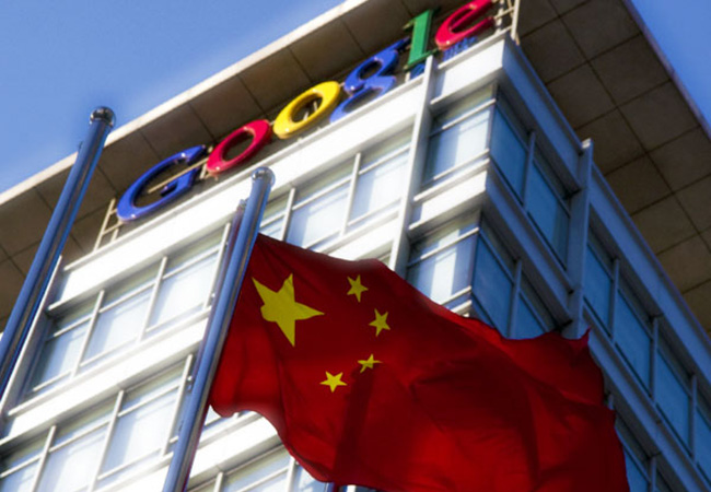 Tinuku Google in talks with Tencent for cloud services in China
