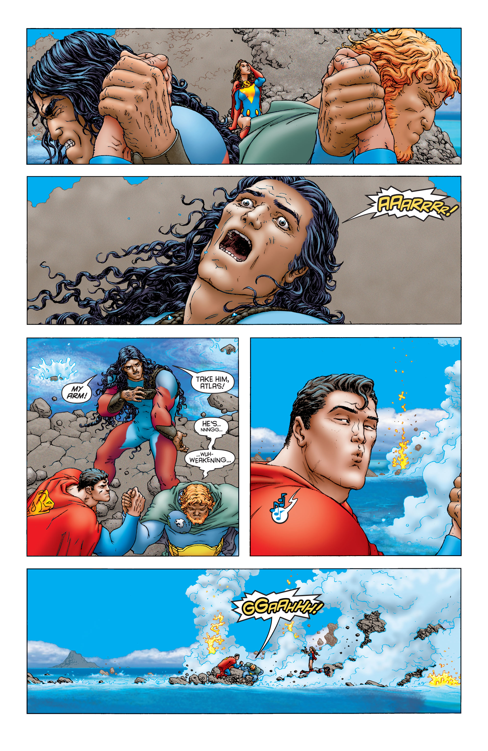 Read online All Star Superman comic -  Issue #3 - 19
