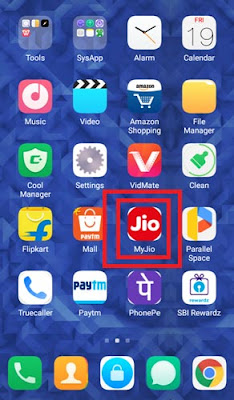 how to remove jio linked account