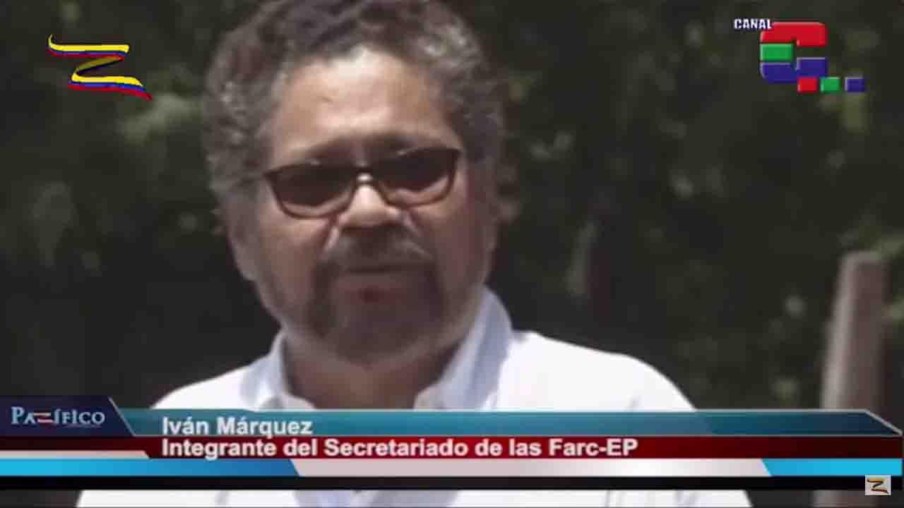 Partido de las Farc se llamará Fuerza Alternativa Revolucionaria de Colombia: Iván Márquez