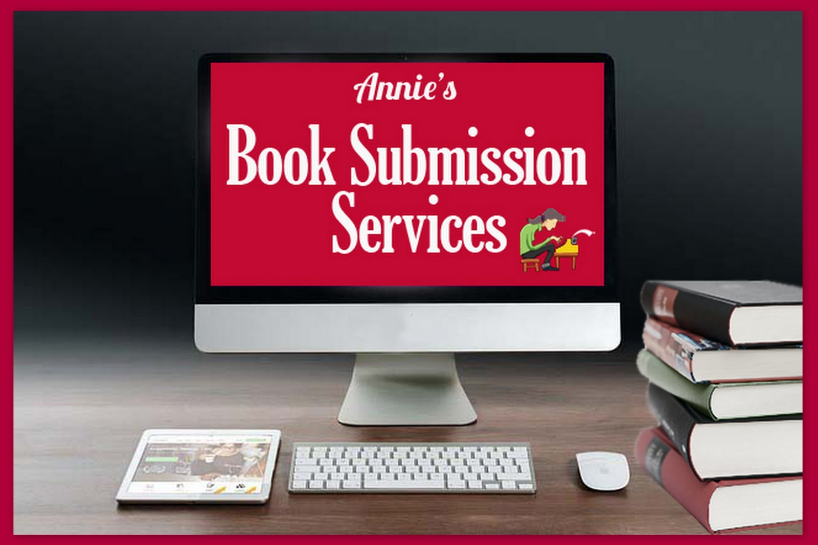 Annie's Book Submission Services