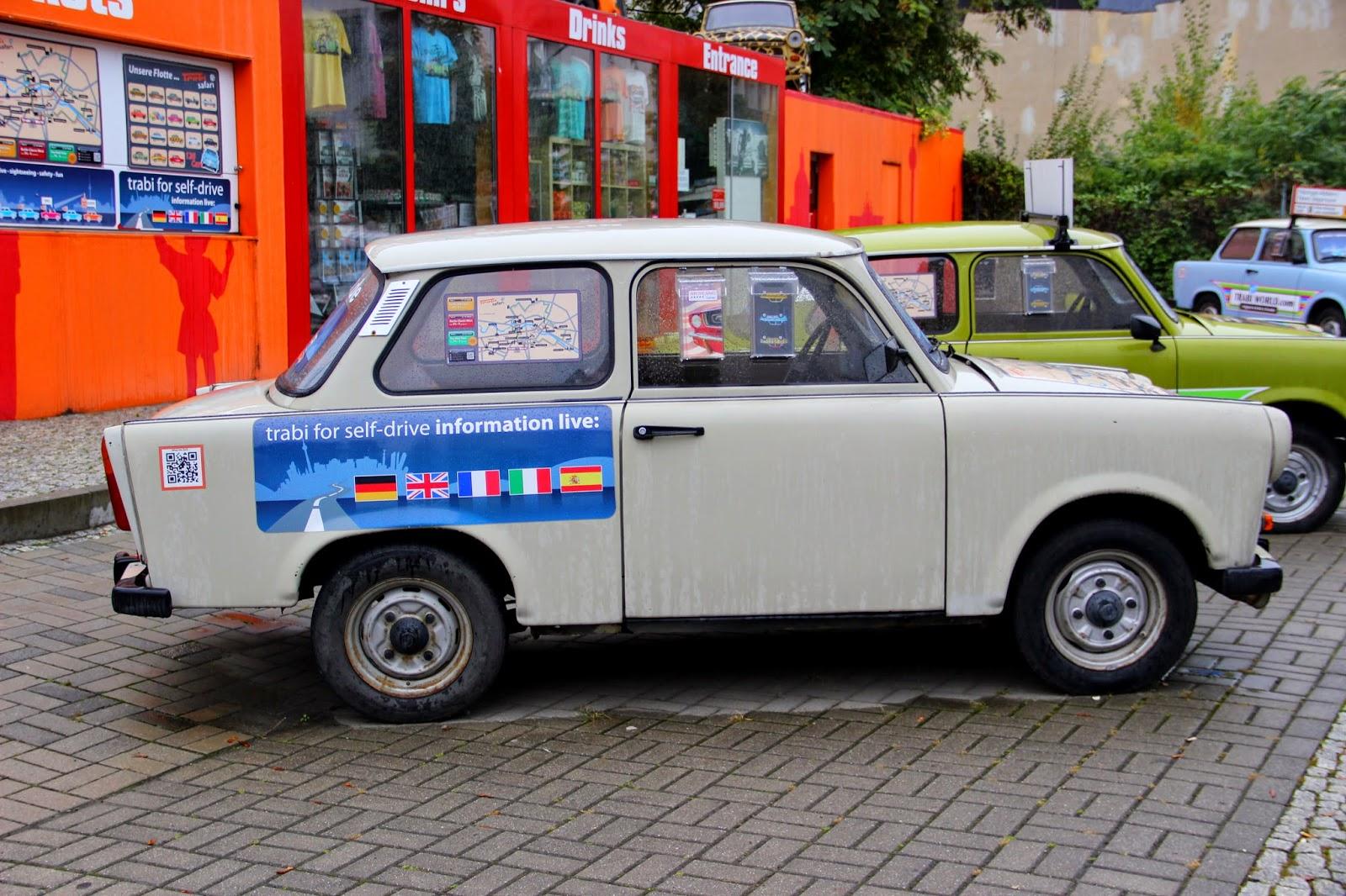 музей автомобилей Трабант (Trabant)