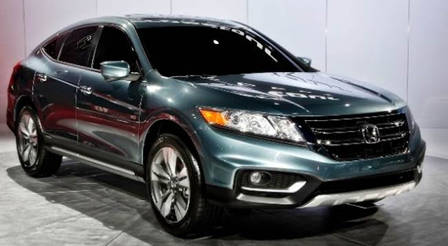 2018 Honda Crosstour Price Rumors