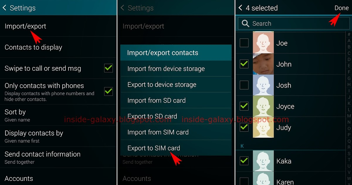 how to save contacts to sim card on iphone samsung galaxy s5 how to export contacts to a sim card in 21396