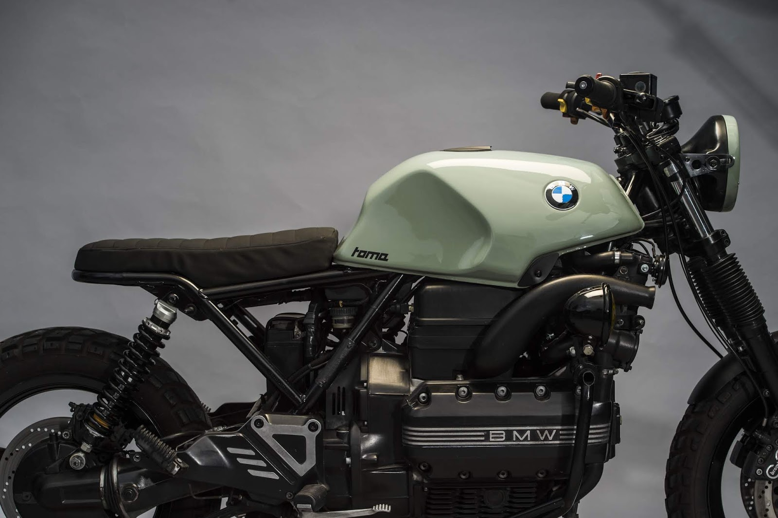 BMW K1100 BY TOMA CUSTOMS