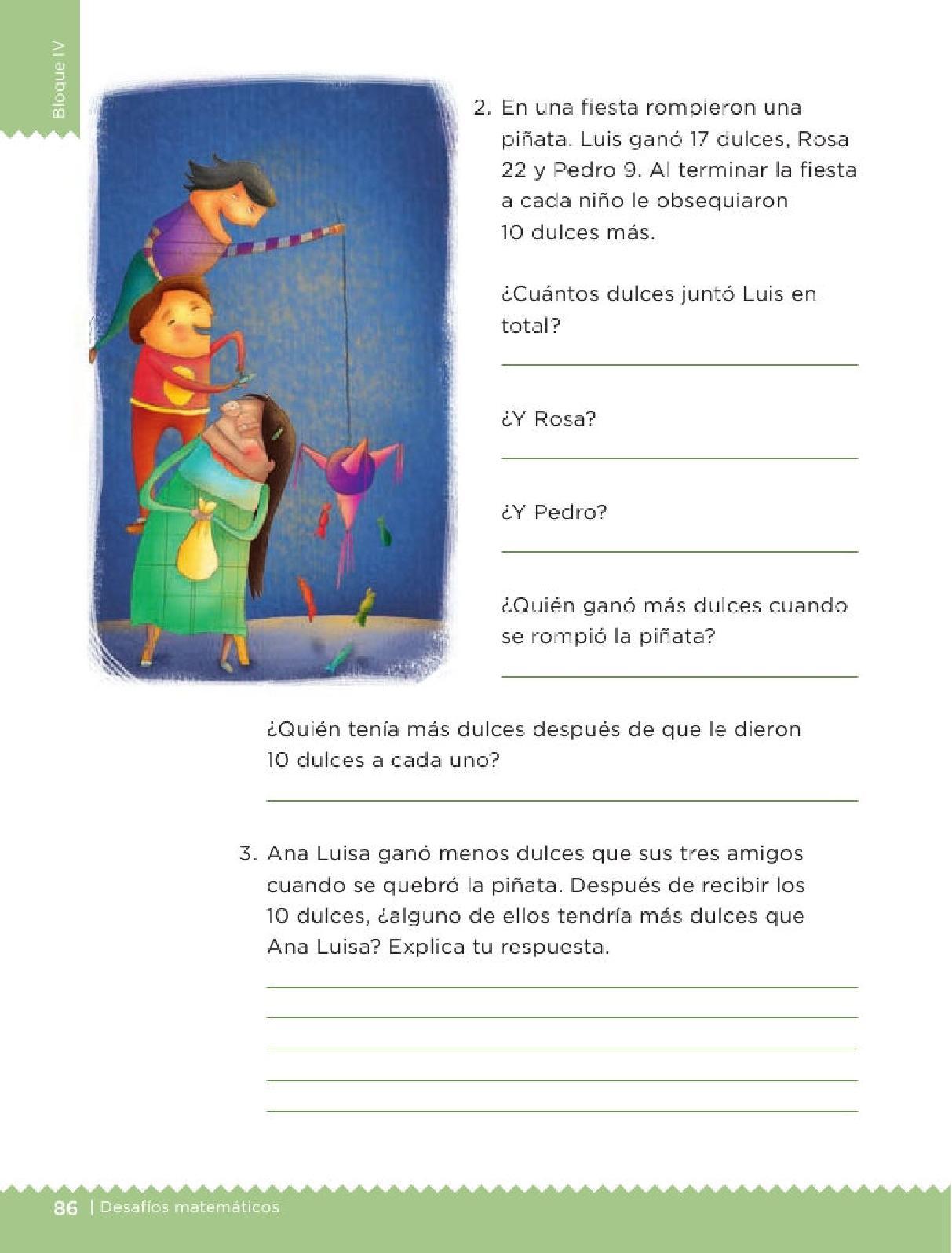 Quito y pongo - Bloque IV - Lección 46 ~ Apoyo Primaria