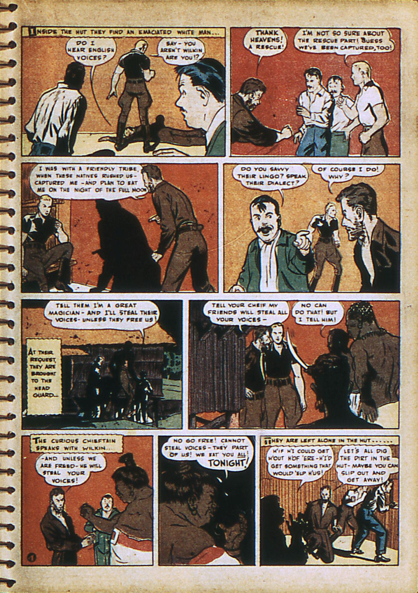 Action Comics (1938) 29 Page 35