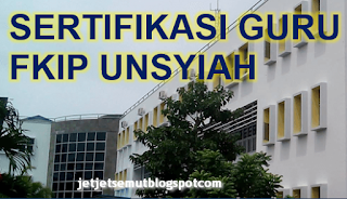 PLPG 2016 Rayon 101 UNSYIAH