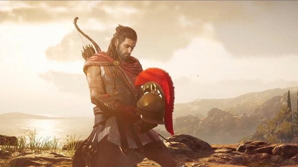 شركة Ubisoft توفر لعبة Assassin's Creed Odyssey باللغة العربية
