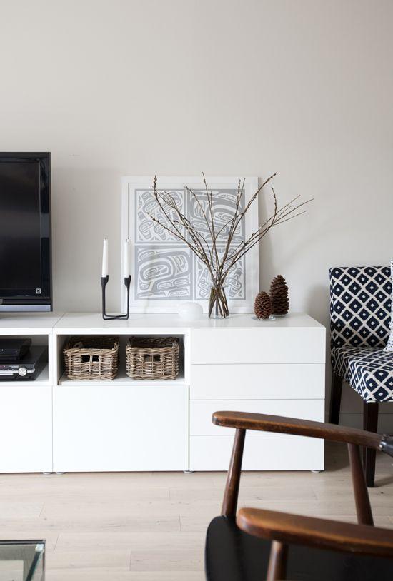 serie besta de ikea 100 estilo n rdico a buen precio blanco y de madera. Black Bedroom Furniture Sets. Home Design Ideas