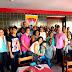 Cordélia visita Salvador para um encontro com o ex-deputado Otoniel Saraiva e lideranças da região