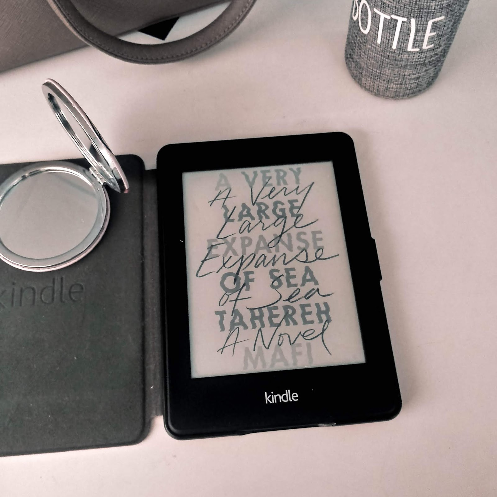 A Very Large Expanse of Sea by Tahereh Mafi