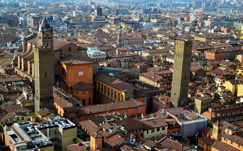 Wieże Bolonii