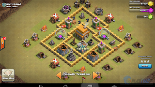Strategi Clash Of Clans Town Hall Level 5 Yang Pas