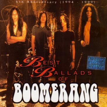 yang pada kesempatan kali ini mau membuatkan dengan kalian semua Lagu dari Grup Band Lama download lagu mp3 terbaru  Download Kumpulan Lagu Boomerang Mp3 Full Album Lengkap