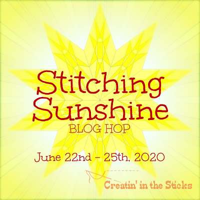 Stitching Sunshine Blog Hop