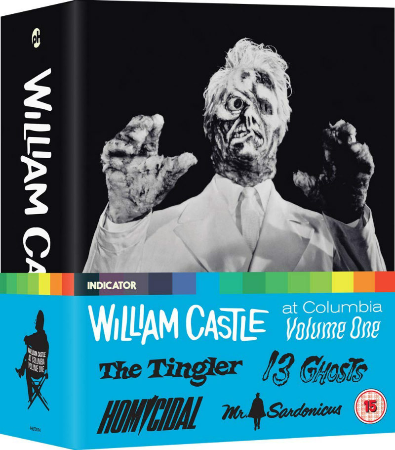 William Castle At Columbia: Volume 1