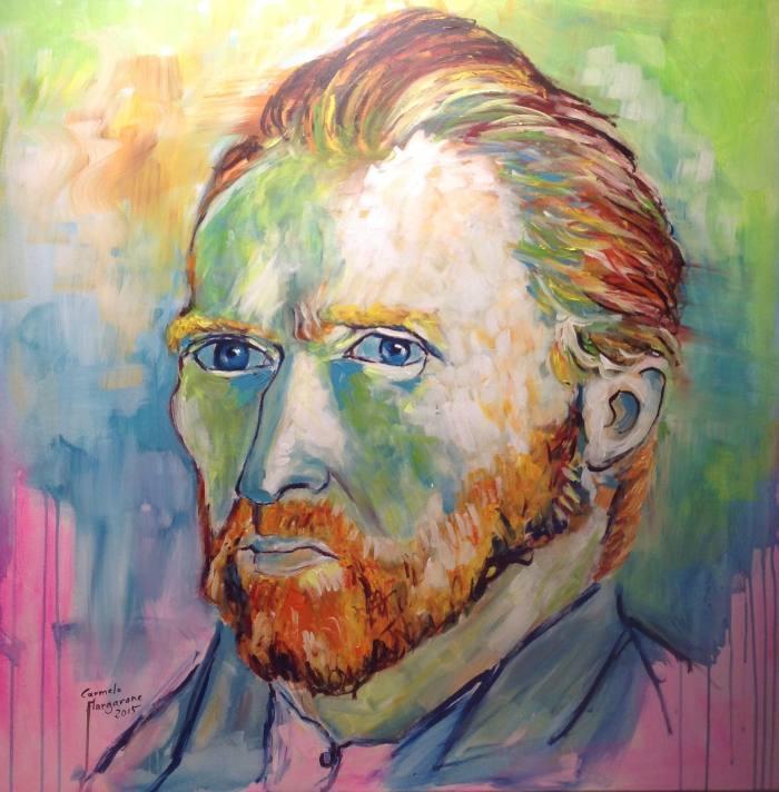 Итальянский художник. Carmelo Margarone