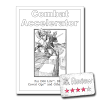 Frugal GM Review: Combat Accelerator