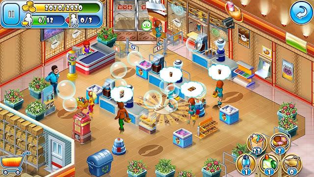 Supermarket Mania® Journey APK MOD Unlimited Money